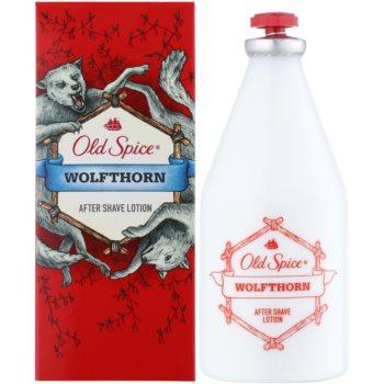 Old Spice Wolfthorn lozione post-rasatura per uomo 100 ml