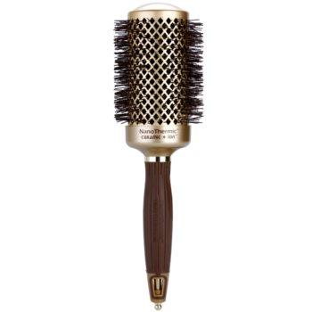 Olivia Garden NanoThermic Ceramic + Ion spazzola per capelli NT-54 (Round Thermal)