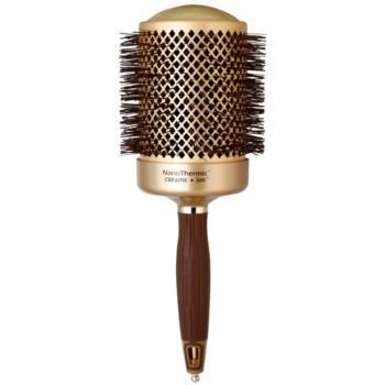 Olivia Garden NanoThermic Ceramic + Ion spazzola per capelli NT-82 (Round Thermal)