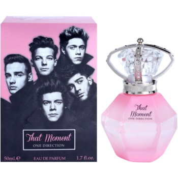 One Direction That Moment eau de parfum per donna 50 ml
