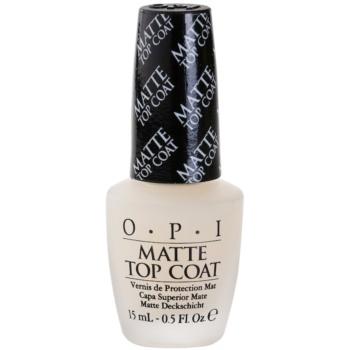 OPI Matte Top Coat smalto per unghie opacizzante (Matte Top Coat) 15 ml