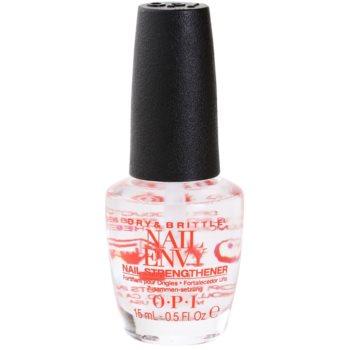 OPI Nail Envy smalto rinforzante per unghie secche e fragili (Nail Strengthener, Vitamin E, C) 15 ml