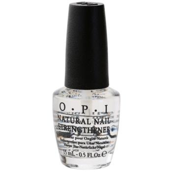 OPI Natural Nail Strengthener smalto per unghie rinforzante (Natural Nail Strengthener) 15 ml