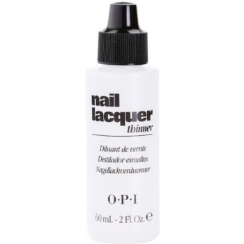 OPI Nail Lacquer Thinner diluente per smalto per le unghie (Nail Polish Thinner) 60 ml