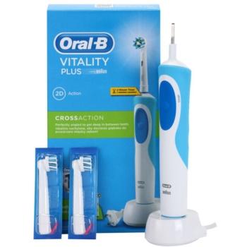 Oral B Vitality Cross Action D12.523 spazzolino da denti elettrico (2D Action)  pz