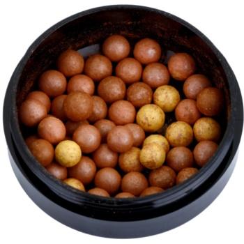 Oriflame Giordani Gold terra abbronzante in perle colore Natural Bronze 25 g