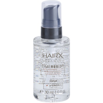 Oriflame HairX Advanced Time Resist siero ringiovanente per capelli (With Silk Proteins) 30 ml