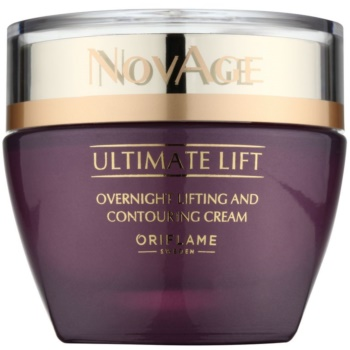 Oriflame Novage Ultimate Lift crema notte liftante antirughe 50 ml