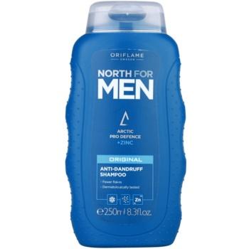 Oriflame North For Men shampoo antiforfora 250 ml