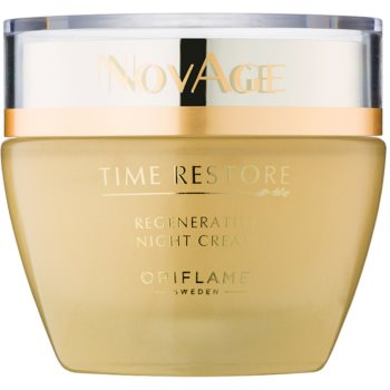 Oriflame Novage Time Restore crema notte rigenerante 50 ml
