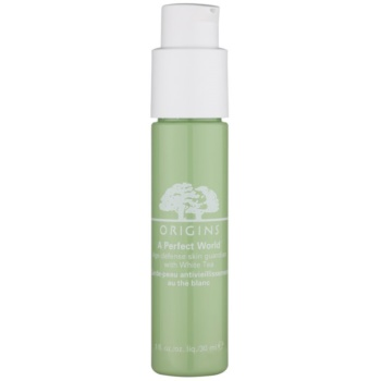 Origins A Perfect World™ siero antirughe antiossidante con the bianco (Age-Defense Skin Guardian with White Tea) 30 ml