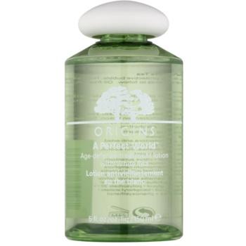 Origins A Perfect World™ lozione tonica lisciante con the bianco (Age-Defense Treatment Lotion with White Tea) 150 ml