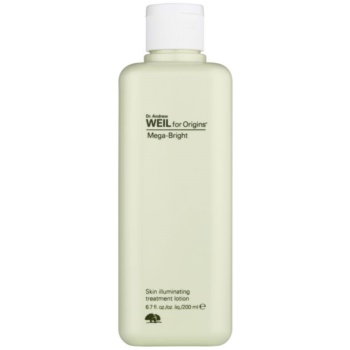 Origins Dr. Andrew Weil for Origins™ Mega-Bright lozione illuminante viso (Skin Illuminating Treatment Lotion) 200 ml