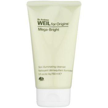 Origins Dr. Andrew Weil for Origins™ Mega-Bright gel detergente in schiuma illuminante (Skin Illuminating Cleanser) 150 ml