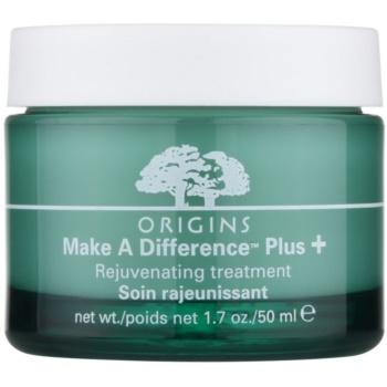 Origins Make A Difference™ crema-gel idratante leggera (Rejuvenating Treatment) 50 ml