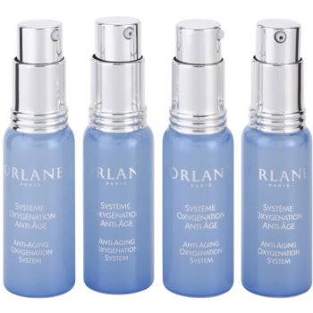 Orlane Anti – Aging Oxygenation System trattamento ossigenante anti-age per la pelle (Four Week Care) 4 x 7,5 ml
