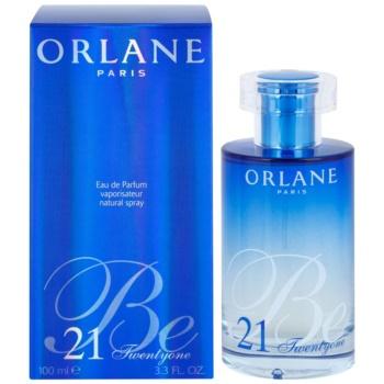Orlane Be 21 eau de parfum per donna 100 ml