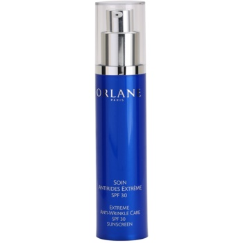 Orlane Extreme Line Reducing Program crema antirughe ad alta protezione UV SPF 30 (Extreme Anti – Wrinkle Care Sunscreen) 50 ml