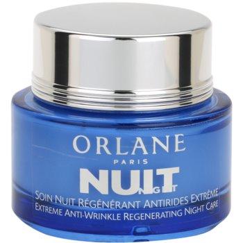 Orlane Extreme Line Reducing Program crema notte rigenerante antirughe (Extreme Anti – Wrinkle Regenerating Night Care) 50 ml