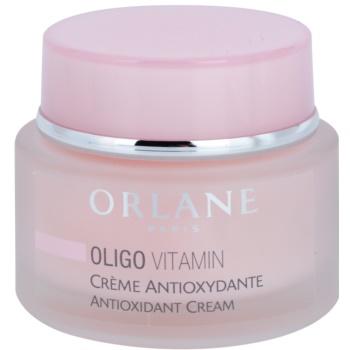 Orlane Oligo Vitamin Program crema giorno antiossidante illuminante 50 ml