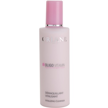 Orlane Oligo Vitamin Program latte detergente viso per pelli sensibili (Vitalizing Cleanser) 250 ml