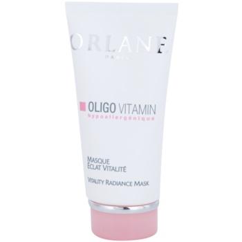 Orlane Oligo Vitamin Program maschera illuminante viso (Vitality Radiance Mask) 75 ml