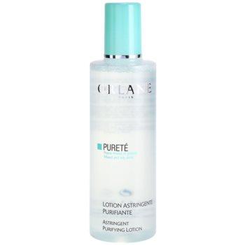 Orlane Purete Program lozione detergente viso per pelli miste e grasse (Astringent Purifying Lotion) 250 ml