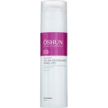 OSHUN Spa Active gel struccante con aloe vera (Without Oils and Parabens) 150 ml