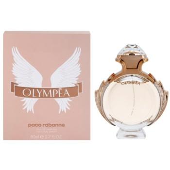 Paco Rabanne Olympea eau de parfum per donna 80 ml