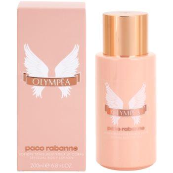 Paco Rabanne Olympea latte corpo per donna 200 ml