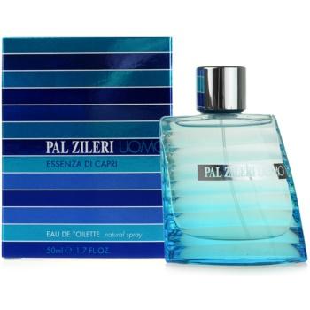 Pal Zileri Uomo Essenza di Capri eau de toilette per uomo 50 ml
