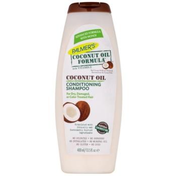 Palmer's Hair Coconut Oil Formula shampoo nutriente (Adavnced Formula with Monoi) 400 ml