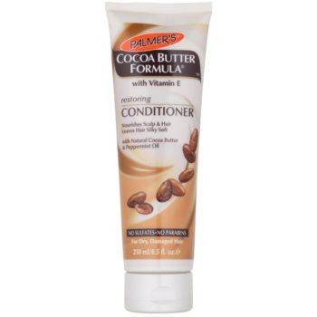 Palmer's Hair Cocoa Butter Formula balsamo rigenerante Natural Cocoa Butter & Peppermint Oil (No Sulfates, No Paraben) 250 ml