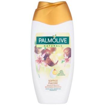 Palmolive Naturals Smooth Delight latte doccia (Macadamia Oil, Cocoa and Moisturising Milk) 250 ml