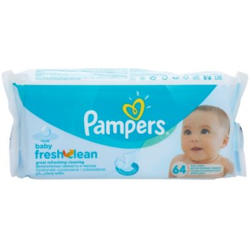 Pampers Baby Fresh Clean salviette detergenti per bambini (Great Refreshing Cleaning) 64 pz