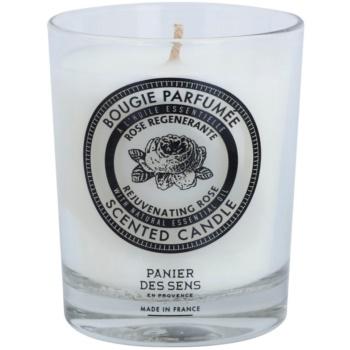 Panier des Sens Rose candela profumata 180 g