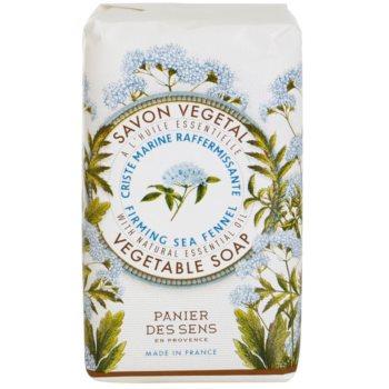 Panier des Sens Sea Fennel sapone rassodante alle erbe (Natural Essential Oil) 150 g