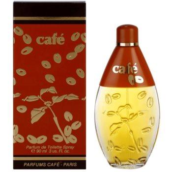 Parfums Café Café eau de toilette per donna 90 ml
