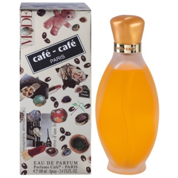 Parfums Café Café-Café eau de parfum per donna 100 ml