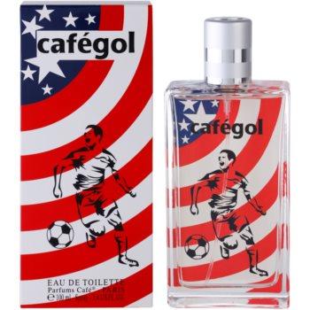 Parfums Café Cafégol USA eau de toilette per uomo 100 ml