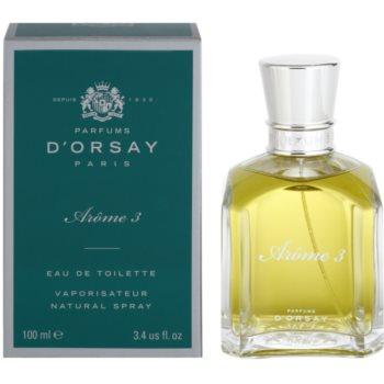 Parfums D'Orsay Arôme eau de toilette per uomo 100 ml