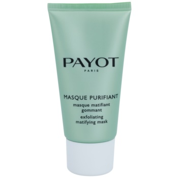 Payot Expert Pureté maschera detergente esfoliante viso per pelli miste e grasse (With Chilean Mint Extract and AHA) 50 ml