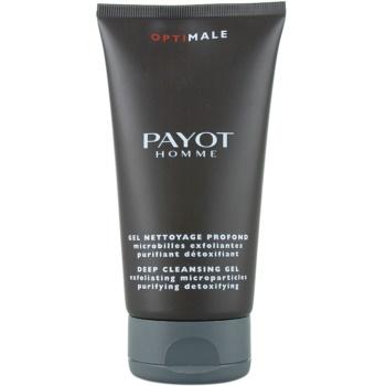 Payot Homme Optimale gel detergente per uomo (Gel Nettoyage Profond) 150 ml
