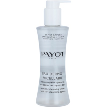 Payot Sensi Expert acqua micellare detergente lenitiva per pelli sensibili (Soothing Cleansing Water) 200 ml
