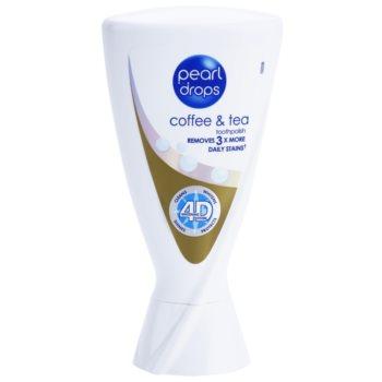 Pearl Drops Coffee & Tea dentifricio sbiancante contro le macchie scure 50 ml