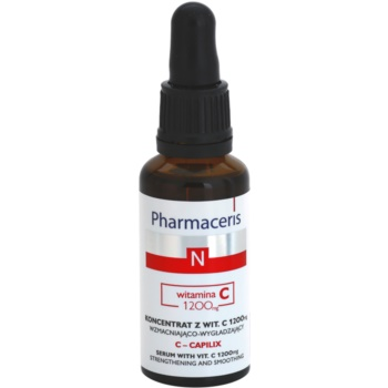 Pharmaceris N-Neocapillaries C-Capilix siero rivitalizzante con vitamina C (Strengthening and Smoothing) 30 ml