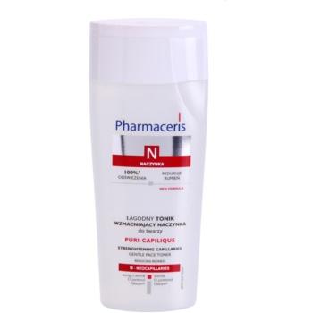 Pharmaceris N-Neocapillaries Puri-Capilique lozione tonica rinfrescante per pelli sensibili con tendenza all'arrossamento 200 ml
