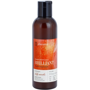 Phenomé Daily Miracles Brightening lozione tonica idratante illuminante (Sustainable Science) 200 ml