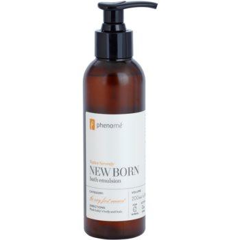 Phenomé The Very First Moment gel bagno e doccia per neonati (Native Serenity) 200 ml