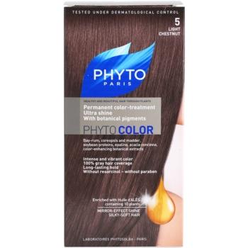 Phyto Color tinta per capelli 5 Light Chestnut
